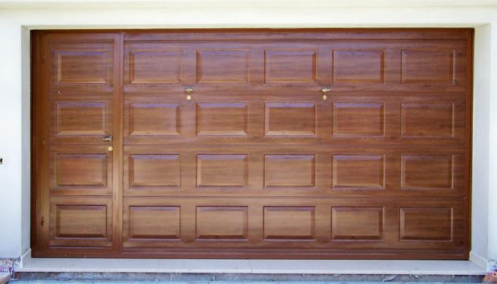 Favori Chiusure per garage e basculanti | Brunello Loris, dal 68  CP04