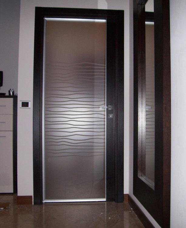 Porte d arredo interno brunello loris 40 anni di - Porte in alluminio per interni prezzi ...