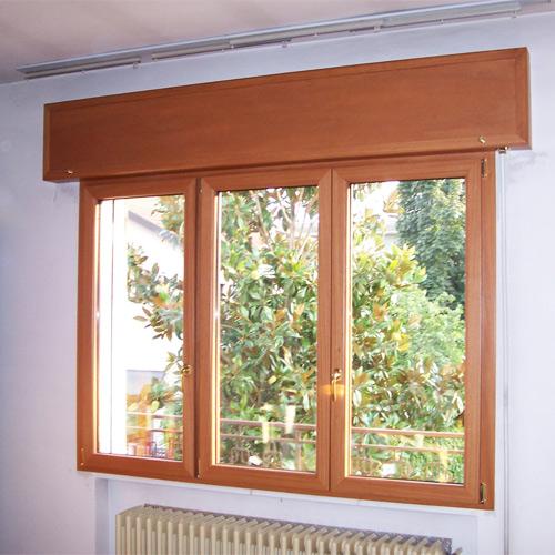Serramenti in legno e alluminio brunello loris dal 68 - Tende per finestre con cassonetto ...