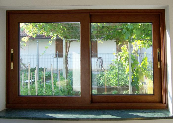 Serramenti in alluminio brunello loris 40 anni di - Costo finestre in legno ...