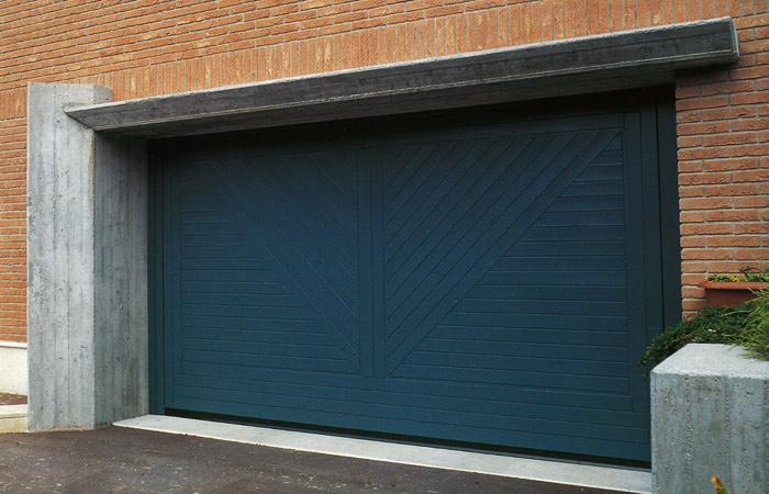 Chiusure per garage e basculanti  Brunello Loris - 40 anni di esperienza nella costruzione e ...