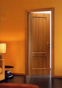 Porta in legno modello classica