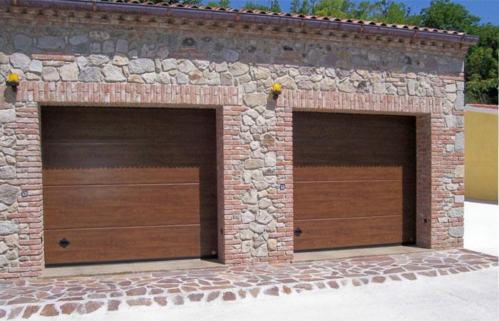 Preferenza Chiusure per garage e basculanti | Brunello Loris, dal 68  OQ99